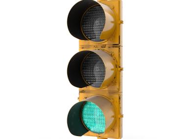 Traffic Light Green.sky-driving-school