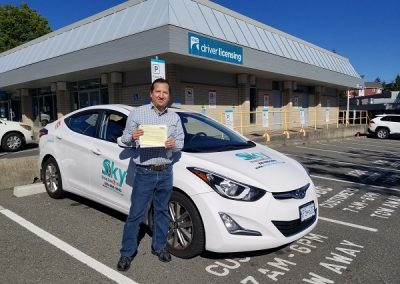 Driving_Lessons_Victoria_BC_Happy_man_pass_his_road_test