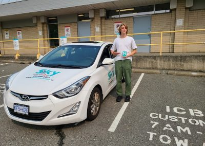 Passing the ICBC Road Test in Victoria BC